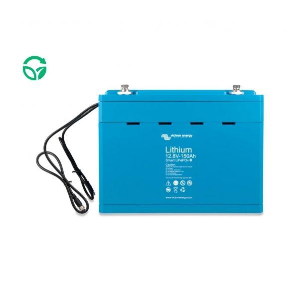 Batería de litio victron 150ah 12v