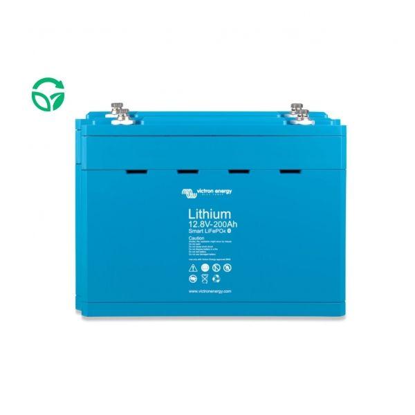 Batería de litio victron 200ah 12v