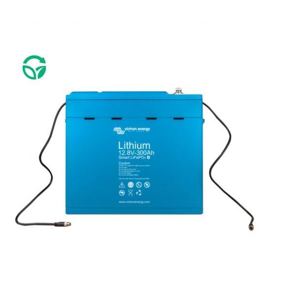 Batería de litio victron 300ah 12v