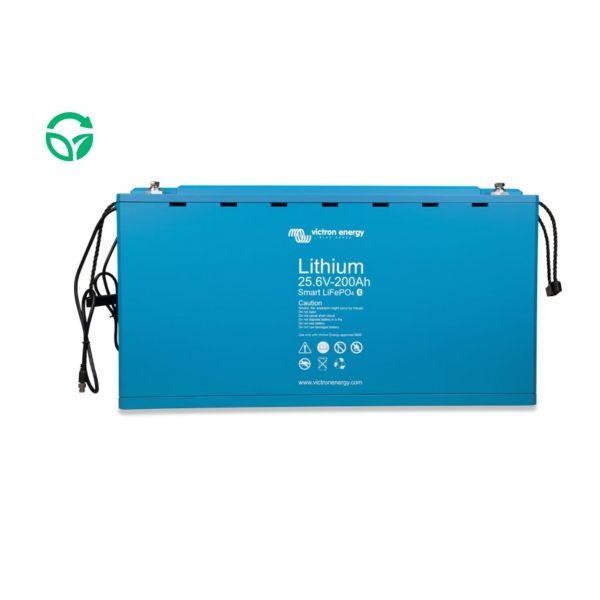 Batería de litio victron 200ah 24v